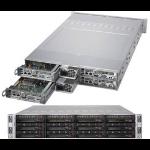 Supermicro SuperServer 6029TR-HTR Intel® C621 LGA 3647 (Socket P) Rack (2U) Black