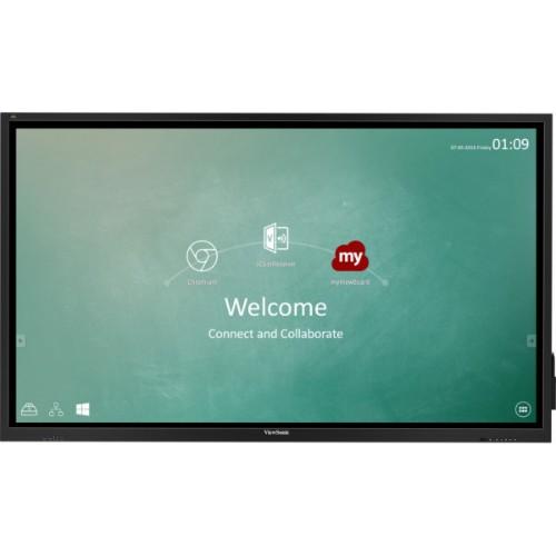 Viewsonic IFP8630 signage display 2.18 m (86