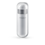 Devolo 09667 Indoor/Outdoor Humidity sensor Freestanding Wireless