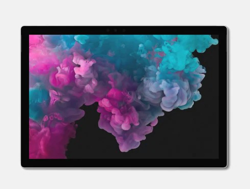 Microsoft Surface Pro 6 256 GB Platinum