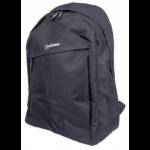 """Manhattan Knappack Backpack 15.6"""", Black"""