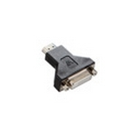 V7 Black Video Adapter HDMI Male to DVI-D Female