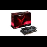 PowerColor Red Devil AXRX 5600XT 6GBD6-3DHE/OC graphics card Radeon RX 5600 XT 6 GB GDDR6