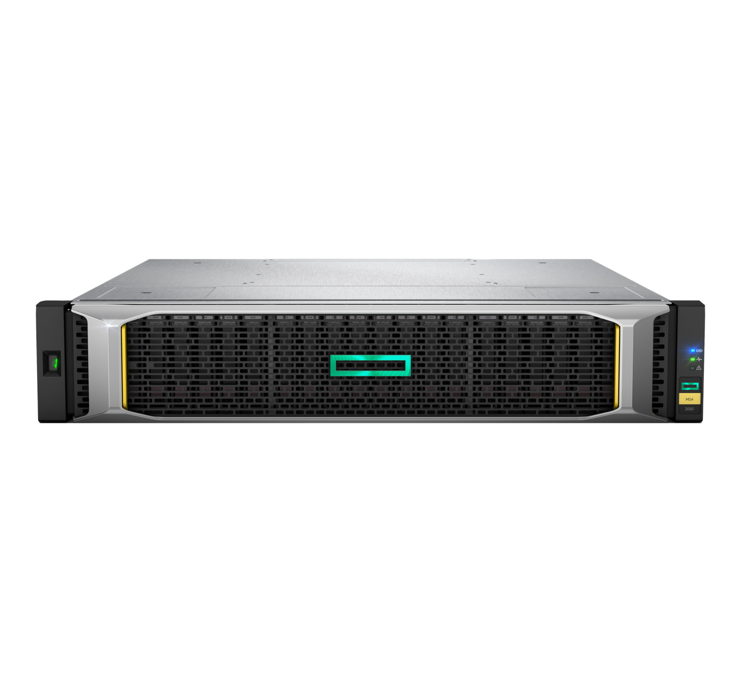 HEWLETT PACKARD ENTERPRISE MSA2050 SAN LFF Disk Enclosure - 12Bays (SAS-3) - rack