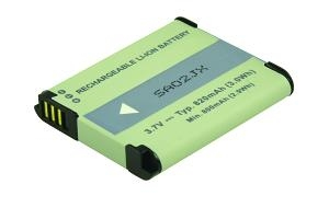 2-Power DBI9977A Lithium-Ion 800mAh 3.7V rechargeable battery