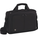 "Wenger/SwissGear Source 14 notebook case 35.6 cm (14"") Briefcase Black"
