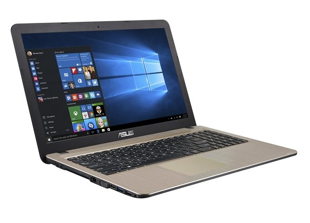 "ASUS VivoBook X540LA-XX004T 1.7GHz i3-4005U 15.6"" 1366 x 768pixels Black,Brown Notebook"
