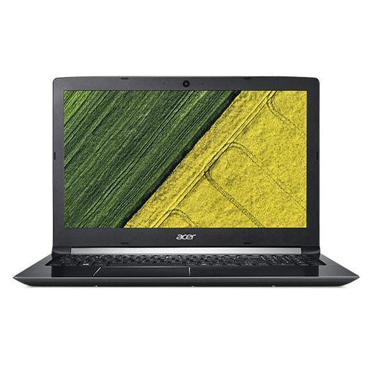 "Acer Aspire A515-51-572Q 2.5GHz i5-7200U 15.6"" 1920 x 1080pixels Black Notebook"