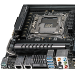 ASUS X99-E-10G WS server/workstation motherboard LGA 2011-v3 Intel® X99 SSI CEB