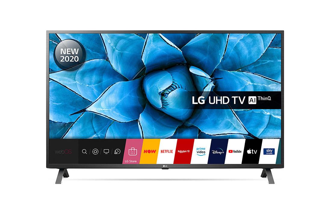 "LG 65UN73006LA TV 165.1 cm (65"") 4K Ultra HD Smart TV Wi-Fi Black"