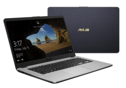 "ASUS K505ZA-BQ676T Grey,Metallic Notebook 39.6 cm (15.6"") 1920 x 1080 pixels 2.5 GHz AMD Ryzen 3 2200U"