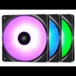 DeepCool RF 120 – 3 in 1 Computer case Fan 12 cm 3 pc(s) Black