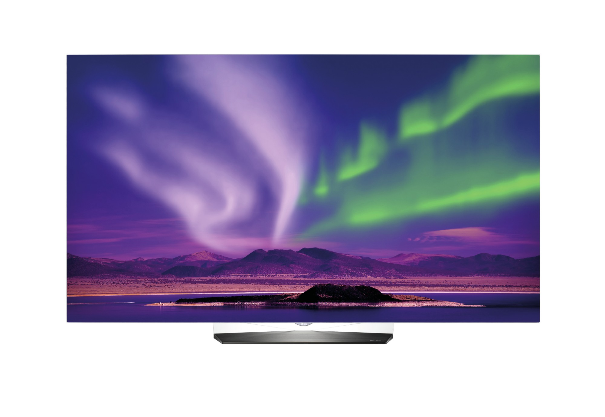"LG 55B6V 55"" 4K Ultra HD Smart TV Wi-Fi Black LED TV"