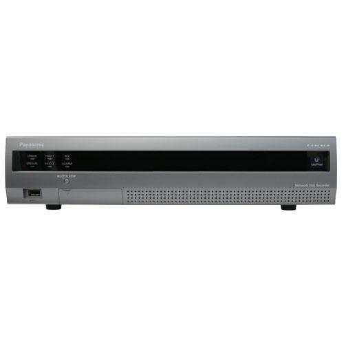 Panasonic WJ-NV200, CH24, 6TB network video recorder