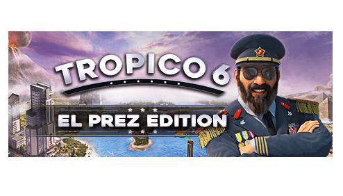 Kalypso Tropico 6 El Prez Edition Videospiel PC Mehrsprachig
