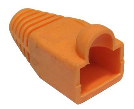 Cables Direct RJ-45 Orange
