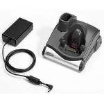 Zebra CRD9000-111SES mobile device charger Black Indoor