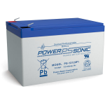 Power-Sonic PS-12120VDS Sealed Lead Acid (VRLA) 12 Ah 12 V