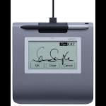 Wacom STU-430 Signature pad graphic tablet Black, Grey 2540 lpi 96 x 60 mm USB