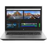 "HP ZBook 17 G5 Silver Mobile workstation 43.9 cm (17.3"") 1920 x 1080 pixels 8th gen Intel® Core™ i7 16 GB DDR4-SDRAM 256 GB SSD Windows 10 Pro"