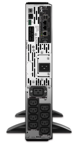 Fujitsu Smart-UPS Line-Interactive 3000 VA 2700 W 9 AC outlet(s)