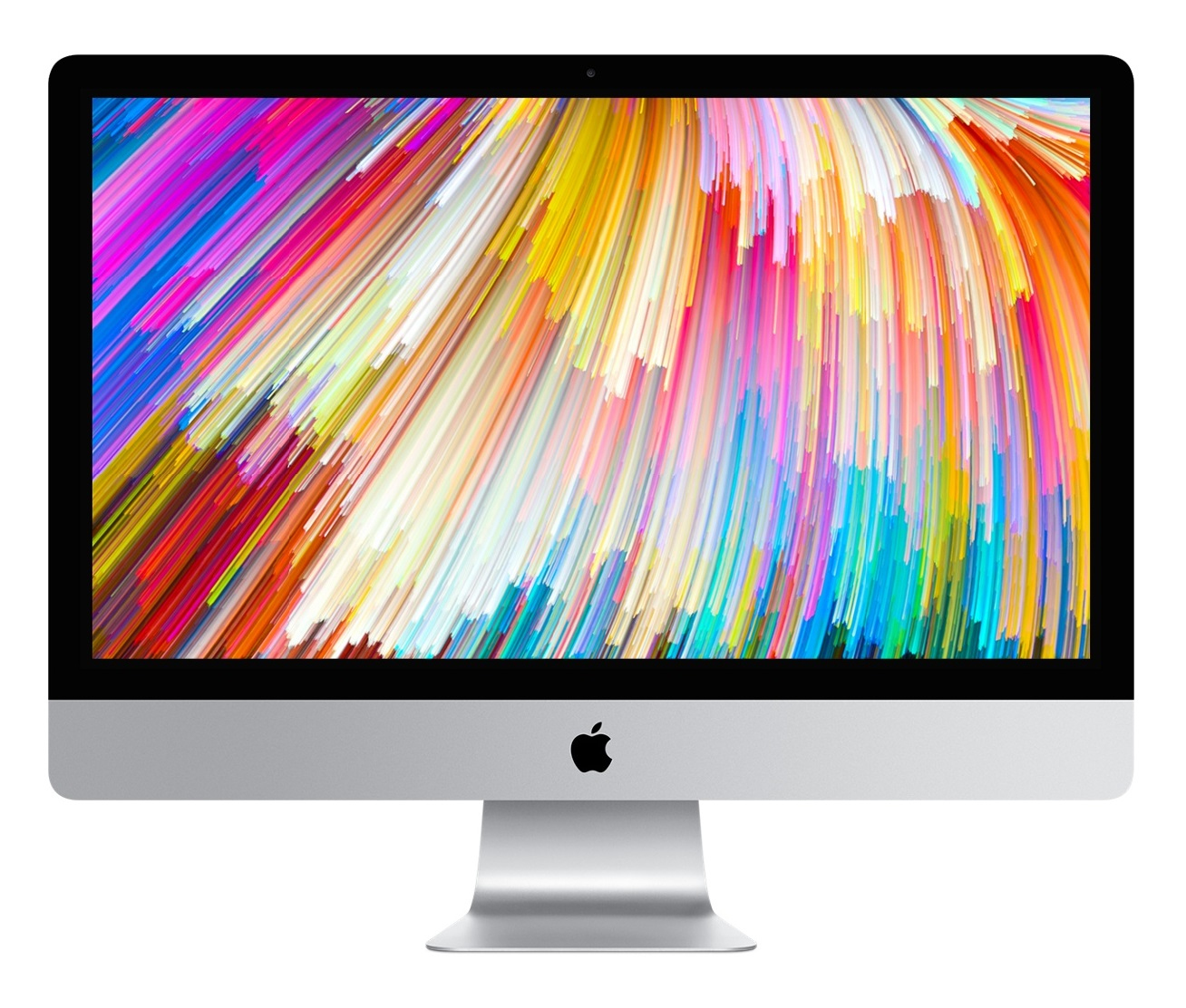 "Apple iMac 54.6 cm (21.5"") 4096 x 2304 pixels 7th gen Intel® Core™ i5 i5-7500 16 GB DDR4-SDRAM 256 GB SSD Silver All-in-One PC"