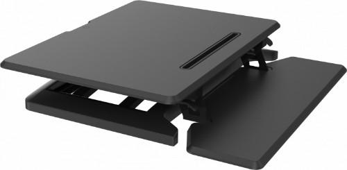 Vision VSS-1S desktop sit-stand workplace