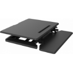 Vision VSS-1S desktop sit-stand workplace