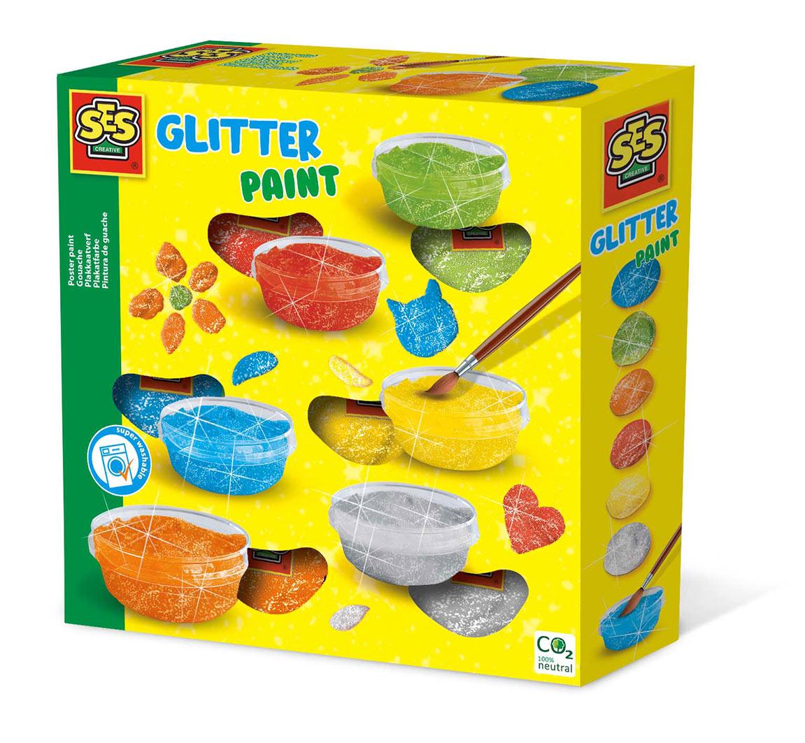 SES Creative Posterpaint glitter