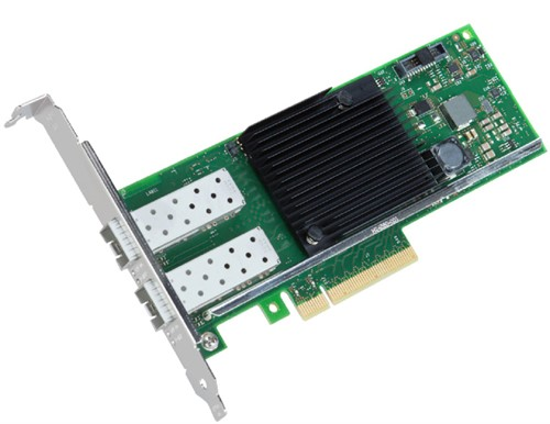 Intel X710DA2 networking card Fiber 10000 Mbit/s Internal