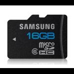 Samsung 16GB MicroSDHC 16GB MicroSDHC Class 6 memory card