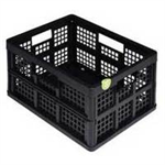 REALUSE REALLY USEFUL 32LTR FOLD/CRATE BLK PK3