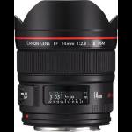 Canon EF 14mm f/2.8L II USM Black