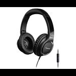 Panasonic RP-HD6ME-K Head-band Binaural Wired Black mobile headset