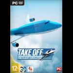 Astragon Take Off - The Flight Simulator Basic Mac/PC Multilingual video game