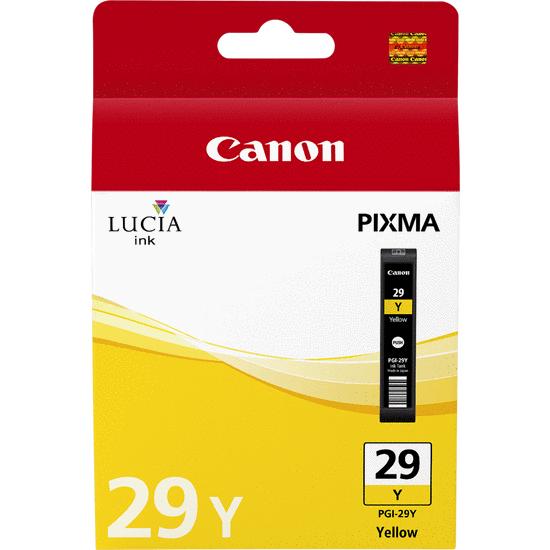 Canon PGI-29Y gele-inktcartridge