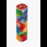 QDOS Jelly Belly 2200mAh Multicolour power bank