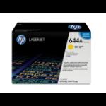 HP 644A Origineel Geel 1 stuk(s)