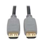 """Tripp Lite P568-010-2A HDMI cable 120.1"""" (3.05 m) HDMI Type A (Standard) Black, Gray"""