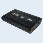 "LogiLink 3.5"" SATA Enclosure 3.5"" Black"