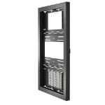 "Chief LW55UBP flat panel wall mount 139.7 cm (55"") Black"