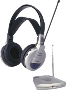 Eye-T Wireless Headset Silver