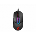 MSI Clutch GM30 mouse USB Optical 6200 DPI Right-hand