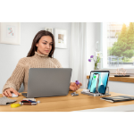 Kensington StudioCaddy™ with Qi Wireless Charging for Apple Devices