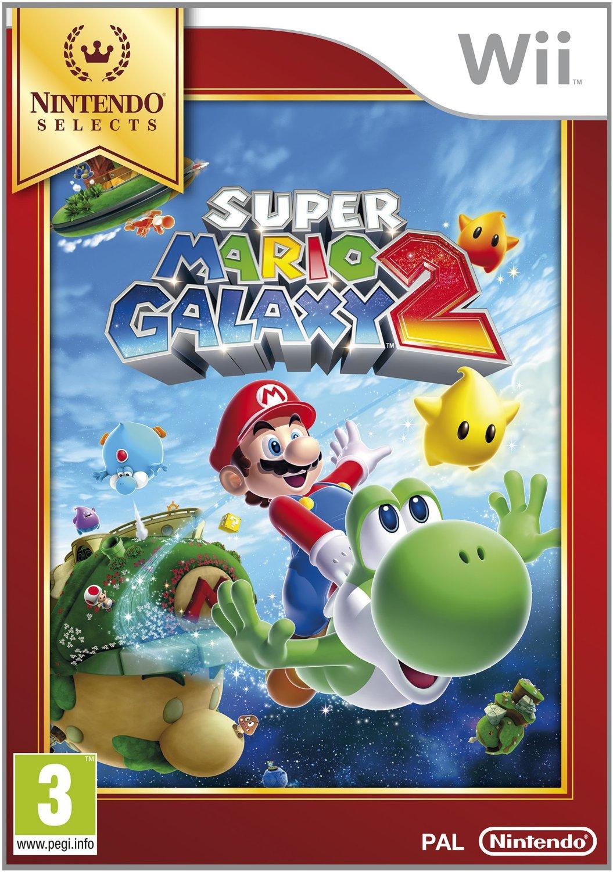 Nintendo Super Mario Galaxy 2 (Selects)