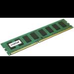 Crucial 8GB (4GBx2) PC3-14900 memory module DDR3 1866 MHz