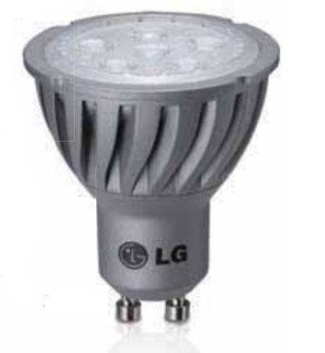 LG LED PAR16 5.5W Silver GU10