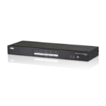 Aten CS1644A 1U Black KVM switch