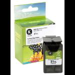Refill HP 21XL Black Ink Cartridge