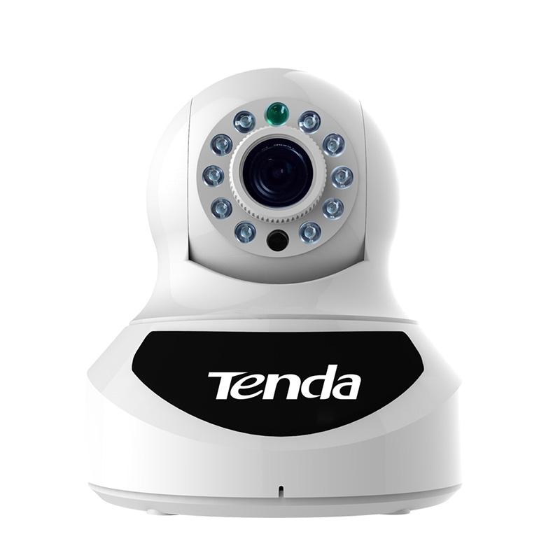 Tenda C50s IP security camera Indoor Cube Black,White